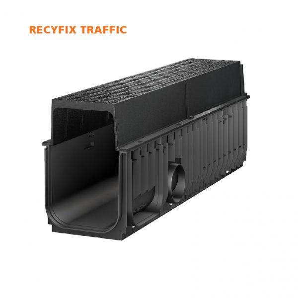 recyfix traffic hauraton
