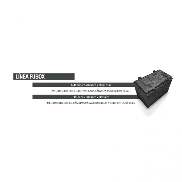 camara de paso electricas fubox