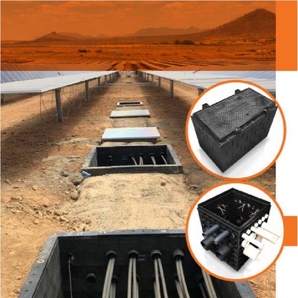 camara de paso electricas subterranea