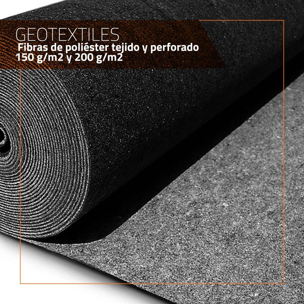 geotextiles baux